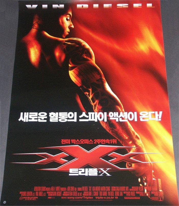 XXX - TripleX (Korea-Poster)